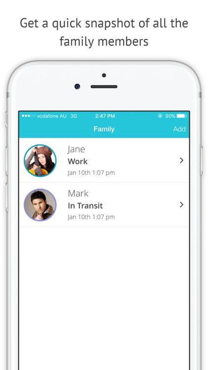 Family Locator - Phone Tracker screenshot-4