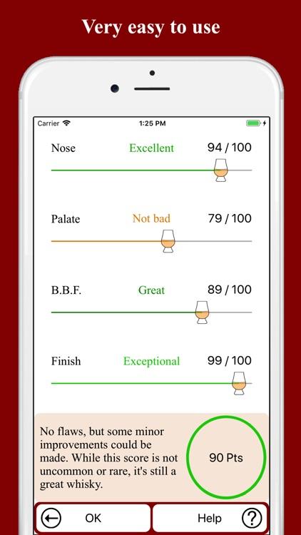Whisky Rating screenshot-3