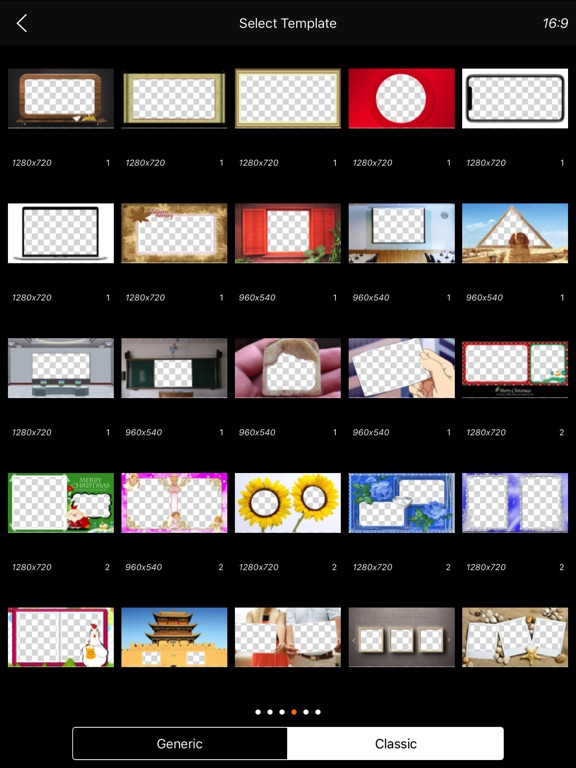 iMerger: Merge and Edit Videos Screenshots