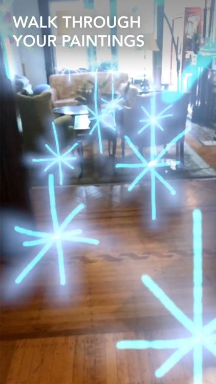 LightSpace - 3D painting in AR screenshot-4