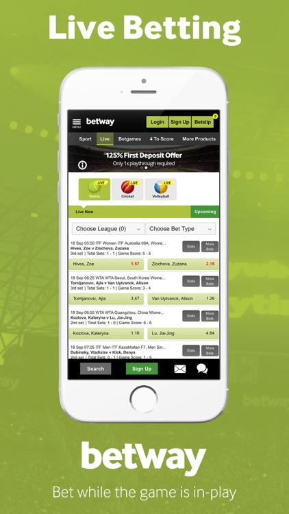 Betway - Sports Betting screenshot-3