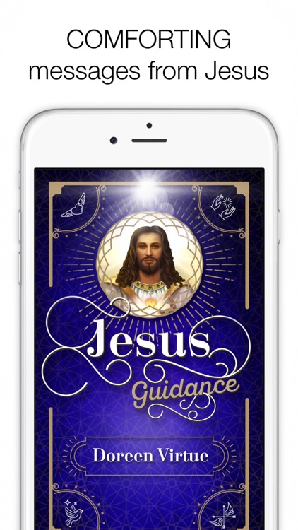 Jesus Guidance - Doreen Virtue screenshot-0