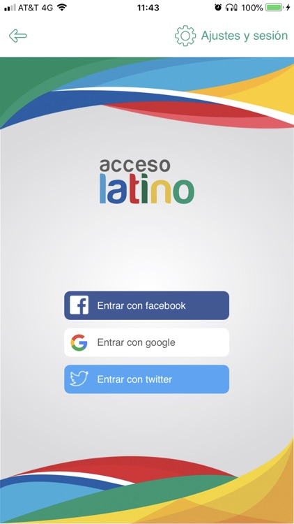 Acceso Latino screenshot-3