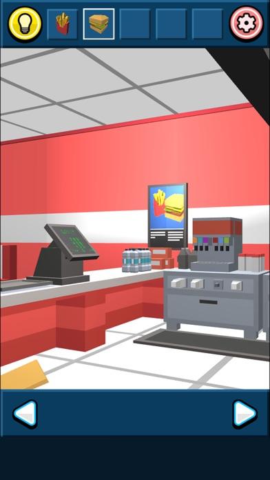 脱出ゲーム ハンバーガーショップからの脱出紹介画像3