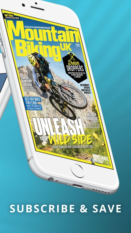 Mountain Biking UK Magazine screenshot-3