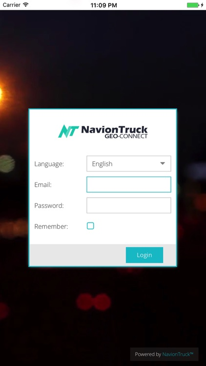 NavionTruck Manager