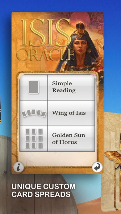 Screenshot #3 pour Isis Oracle