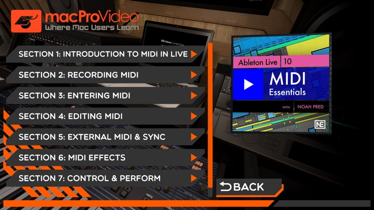 MIDI Course for Ableton Live