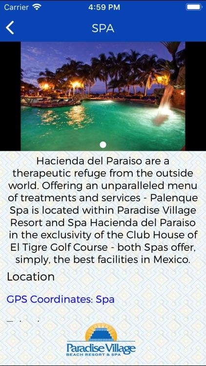Paradise Village Resort & Spa screenshot-4