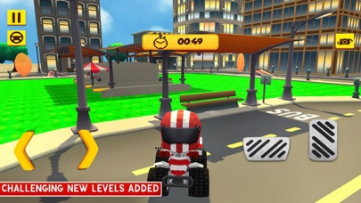 Skill Racing ATV Quad Bike Str screenshot 2