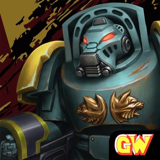 Warhammer 40,000: Space Wolf iOS App
