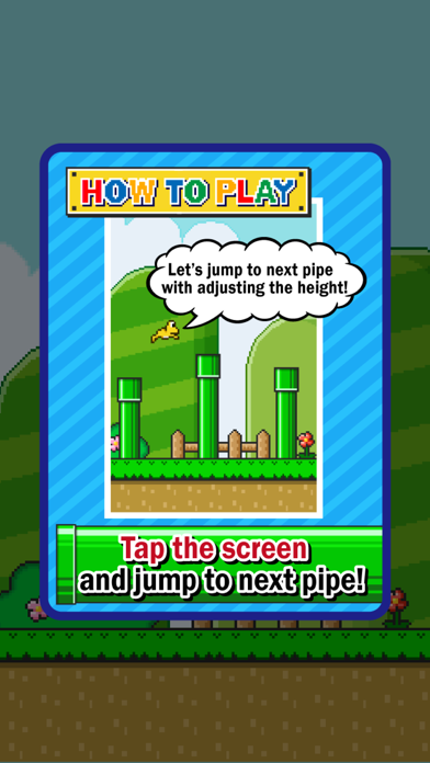 Jumping Frog - pipes adventure - screenshot four