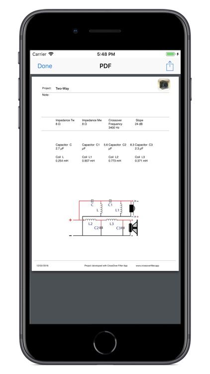CrossOver Filter screenshot-9