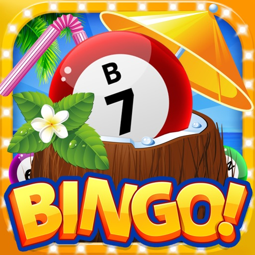 BINGO! Tropical Beach World iOS Hack Android Mod