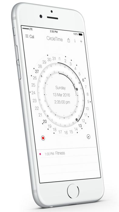 Calendar round • CircleTime Screenshots