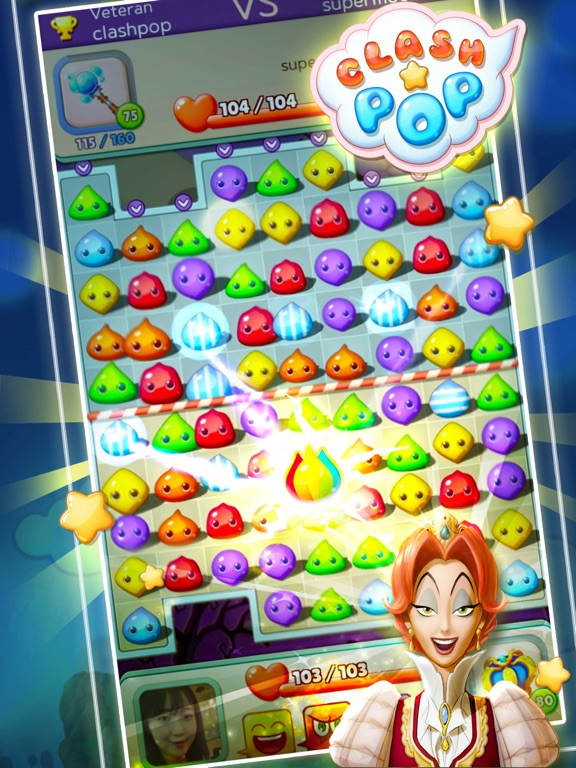 Clash Pop-Creative puzzle game screenshot 6