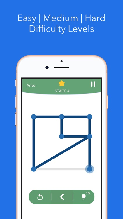 Connect | One Line Puzzle Game