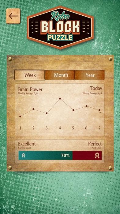 Retro Block Puzzle Game screenshot four