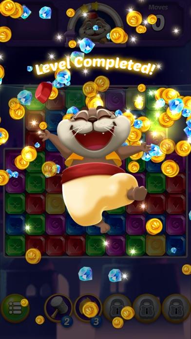Jewel Pop : Treasure Island screenshot 4