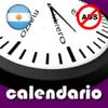Calendario 2019 Argentina NoAd