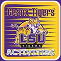 Codes for Geaux Tigers® Activities Hack