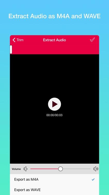 Audio Tool for Video screenshot-3