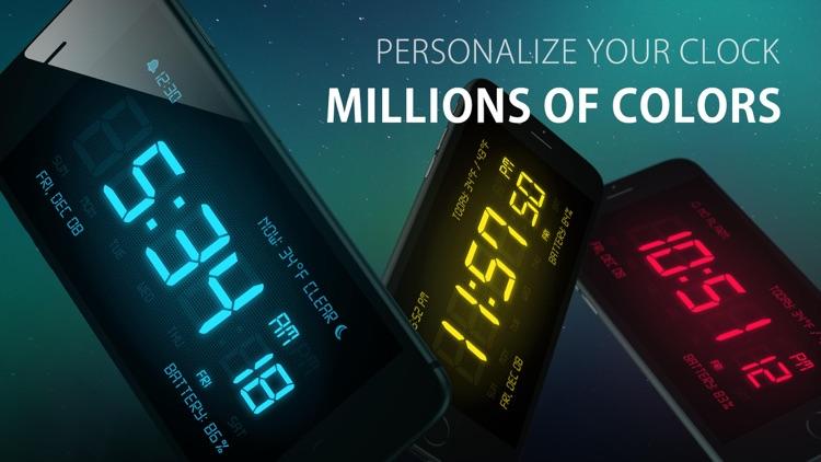 Alarm Clock HD - Pro screenshot-3