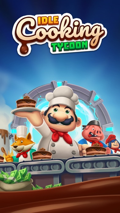 Idle Cooking Tycoon - Tap Chef Screenshot 1
