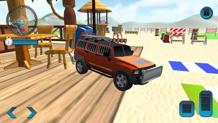 Coast Guard Beach Survival screenshot-4