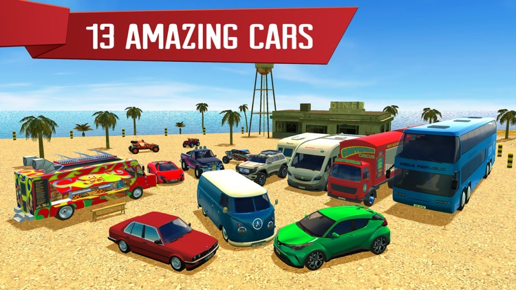 Parking Island: Mountain Road screenshot-3