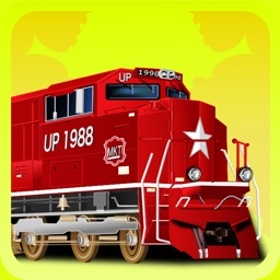 Train Jigsaw Puzzles for Kids