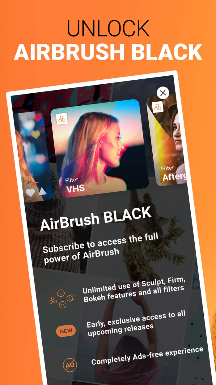 AirBrush - Best Photo Editor Screenshot