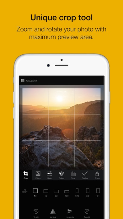 Lumibee - Fast Photo Editor Screenshots