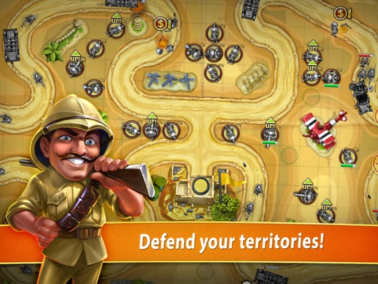 Toy Defense – TD Strategy Game-ipad-4