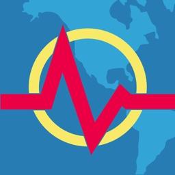 Earthquake+ | Alert,Map & Info