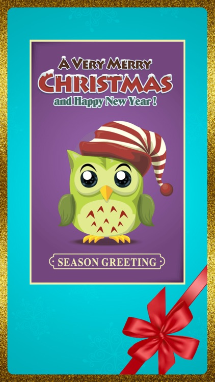 Christmas Cards for imessage!