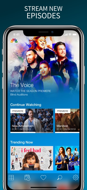 The NBC App – Stream TV Shows Online Hack Tool