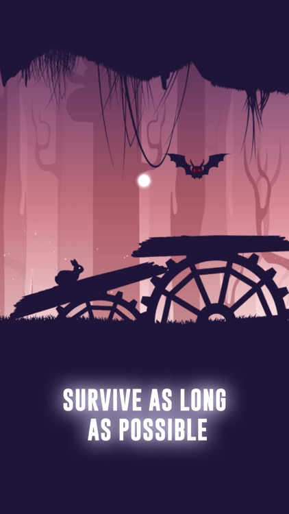 Bunny Trapped In Badland screenshot-3