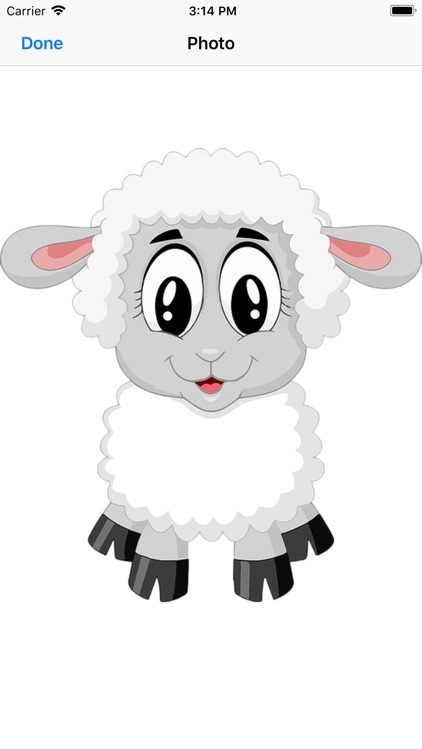 Lamb Sticker Pack screenshot-3
