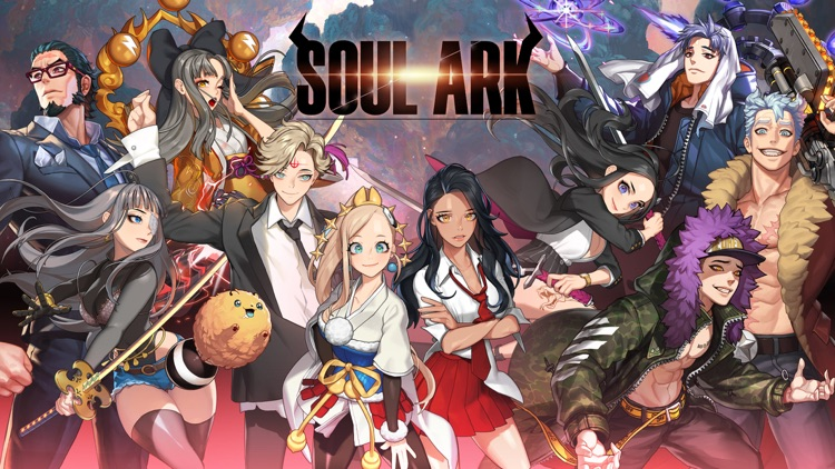 Soul Ark screenshot-0
