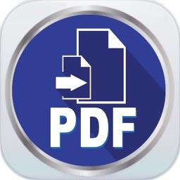 الكتابة بصيغة PDF