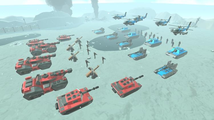 Army Battle Simulator screenshot-3