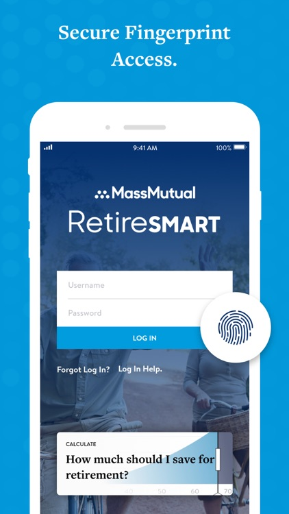 MassMutual RetireSmart screenshot-0