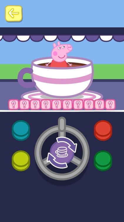 Peppa Pig: Theme Park screenshot-0