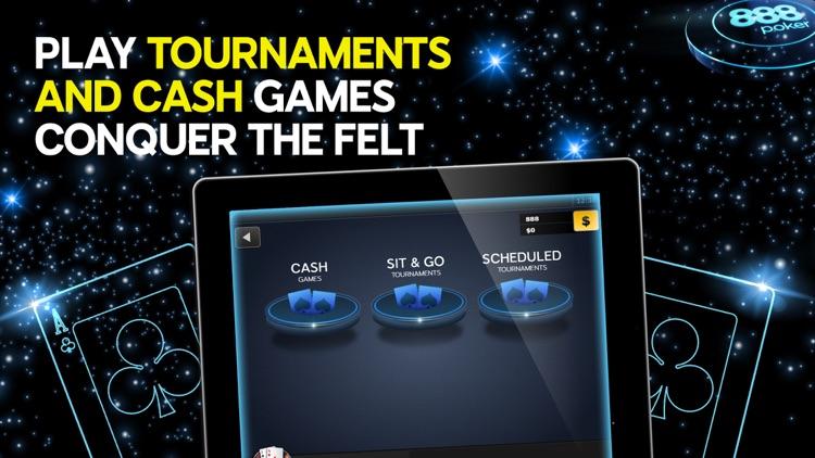 888 Poker NJ: Real Money Games screenshot-3