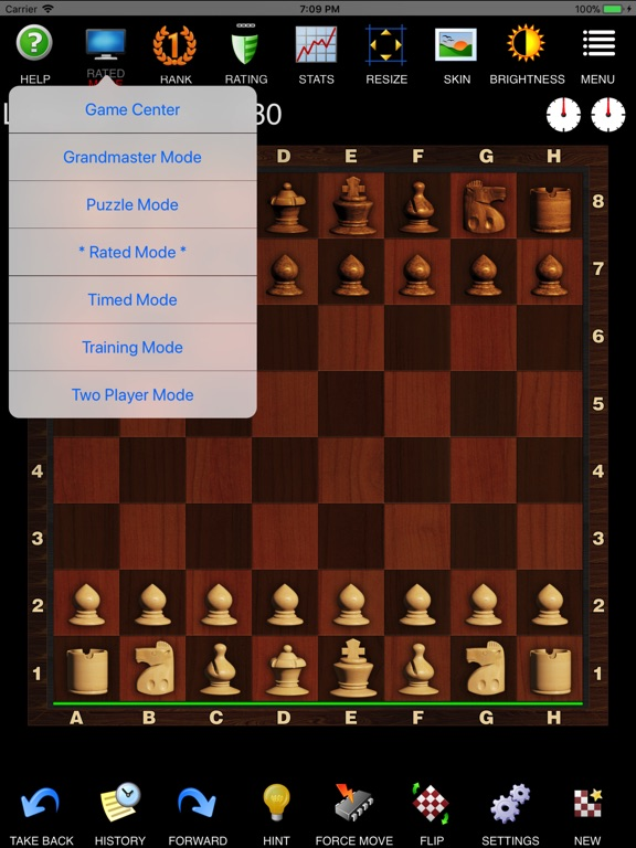 Screenshot #1 for Chess Pro - Ultimate Edition