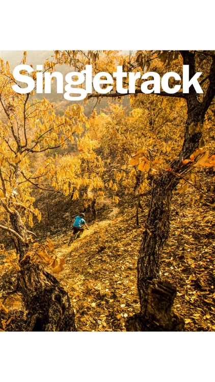 Singletrack Magazine screenshot-0
