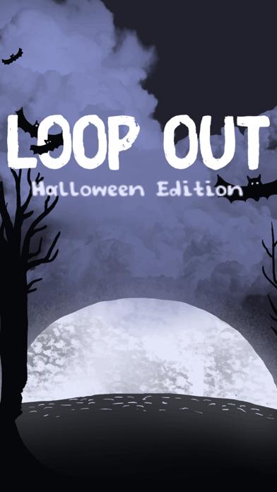 Loop Out Halloween Edition screenshot 1