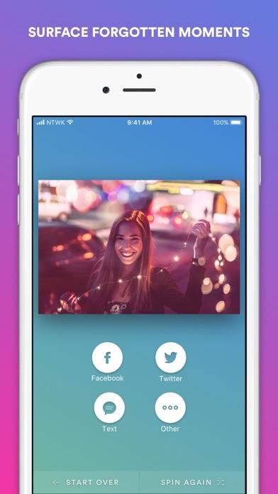 Screenshot for Rando — Photo roulette in Lebanon App Store