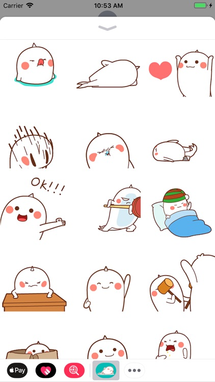 Dolphin Animated Stickers